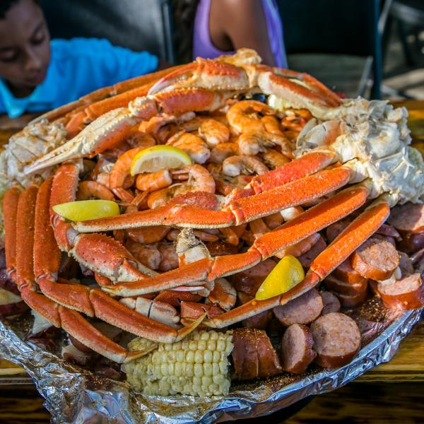The Crab Shack Tybee Island Georgia