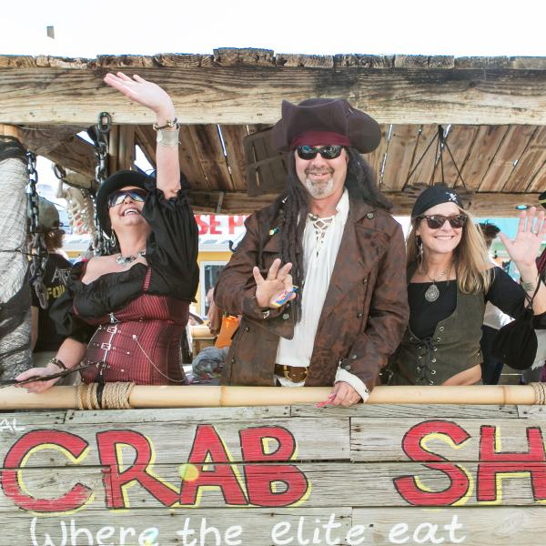 Tybee Island Pirate Festival Tybee Island Georgia