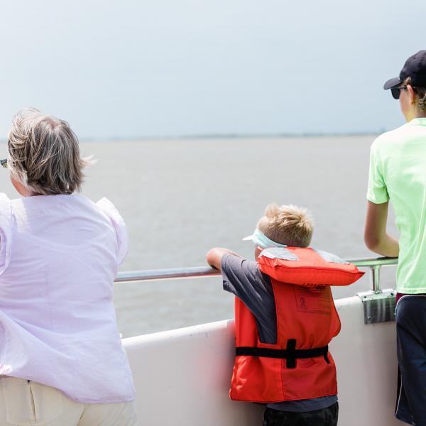 captain mikes dolphin tour