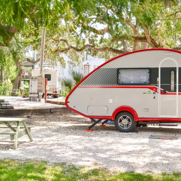 river's end campground rv park camping tybee island outdoor
