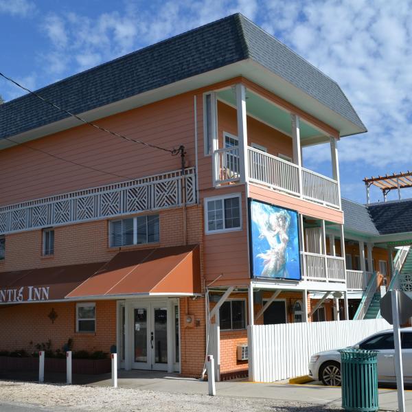 Atlantis Inn Tybee Island Hotel