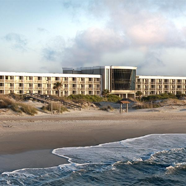 hotel tybee island beach lodging