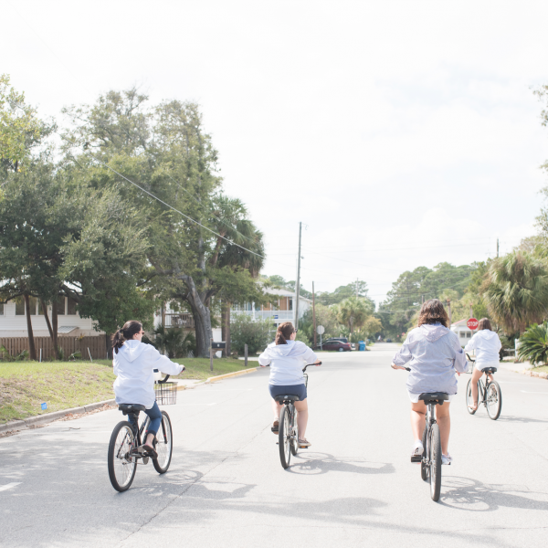 tybee island bike ride girls getaway outdoor adventure