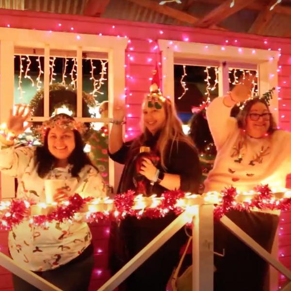Tybee Island Lighted Christmas Parade