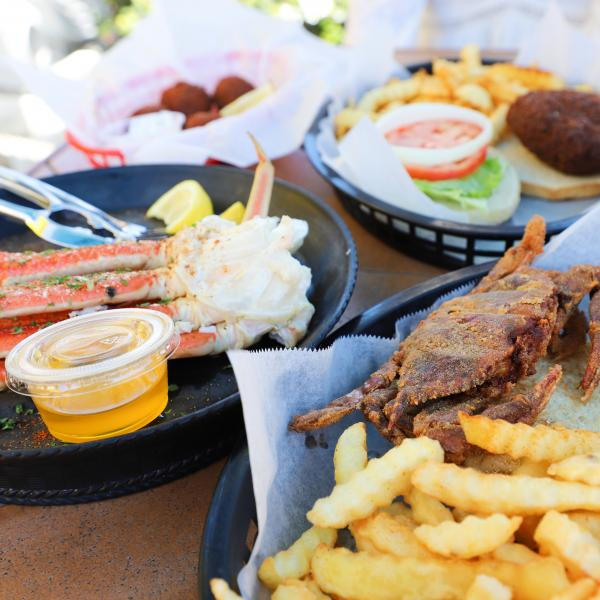 Sting Ray's Seafood Tybee Island