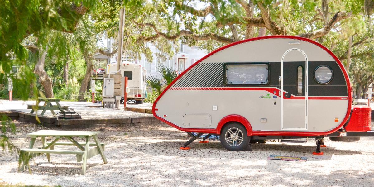 Camping on Tybee Island | VisitTybee com