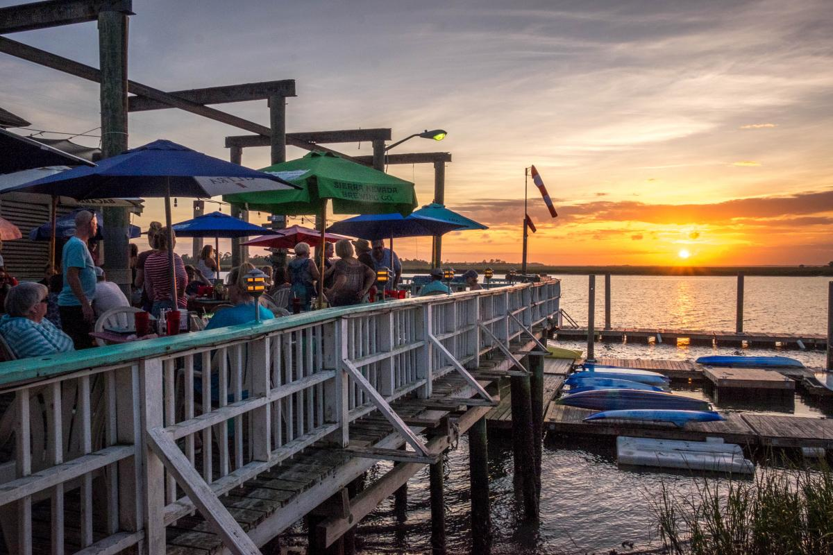 5 Waterfront Restaurants On Tybee Island Visit Tybee Island