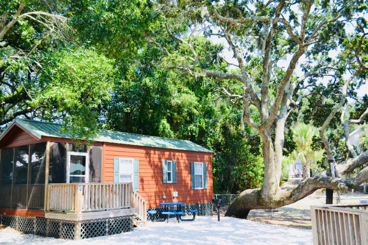 5 Reasons to Stay at Tybee Island's Only Campground & RV