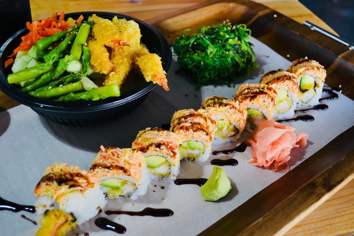 4 Reasons Why This Tybee Sushi Restaurant Is Out Of This