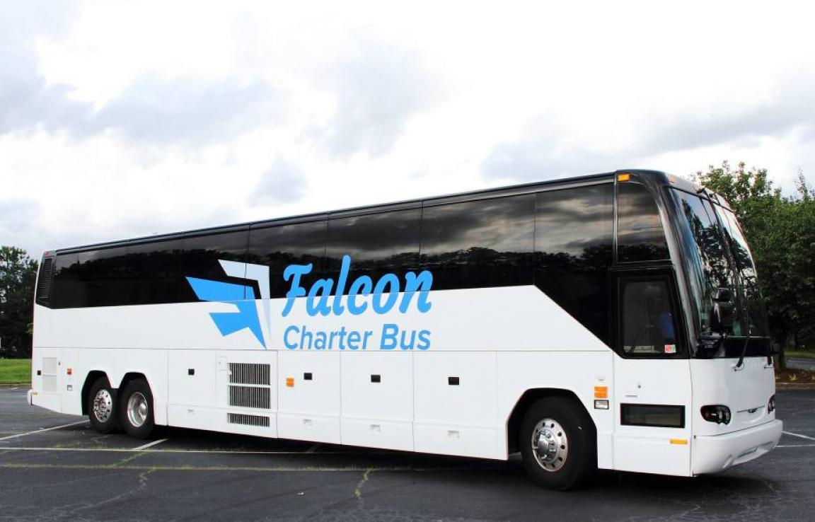 Falcon Charter Bus