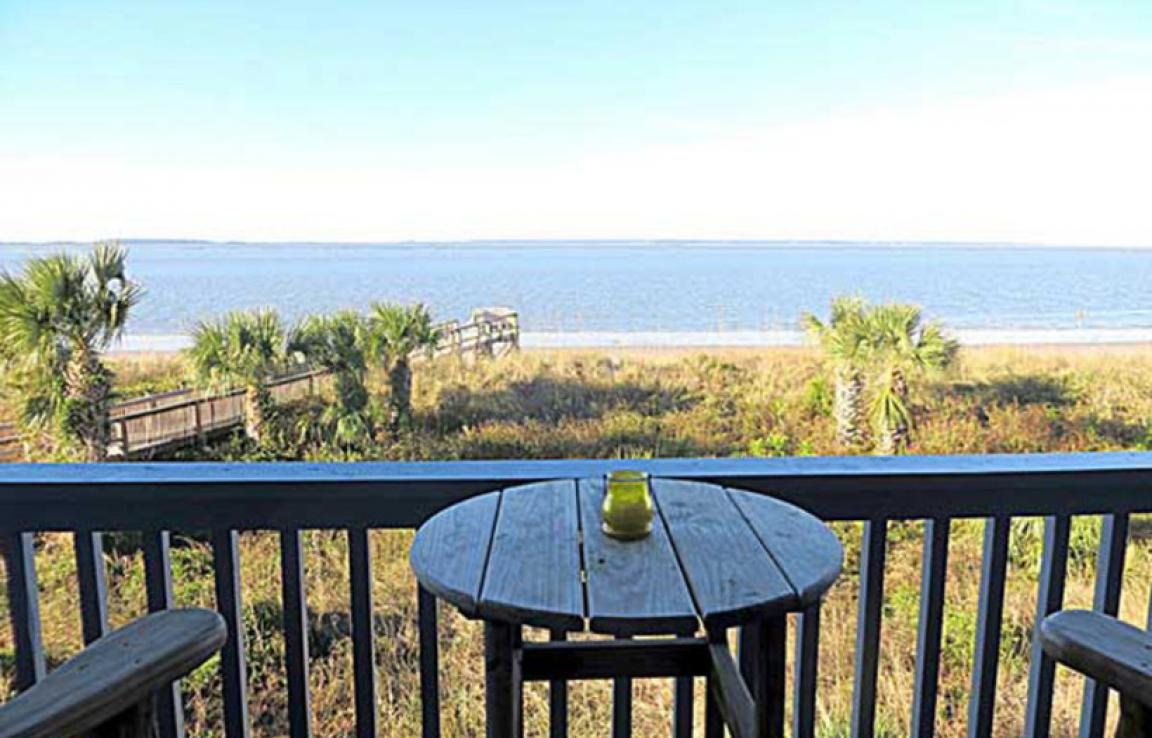 Travel Dog Bed >> Oceanfront Cottage Rentals Tybee Island | Visit Tybee Island