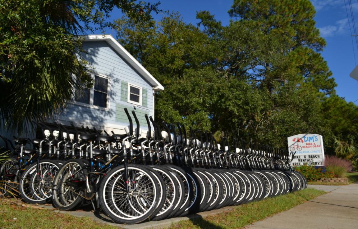 Tim's Bike