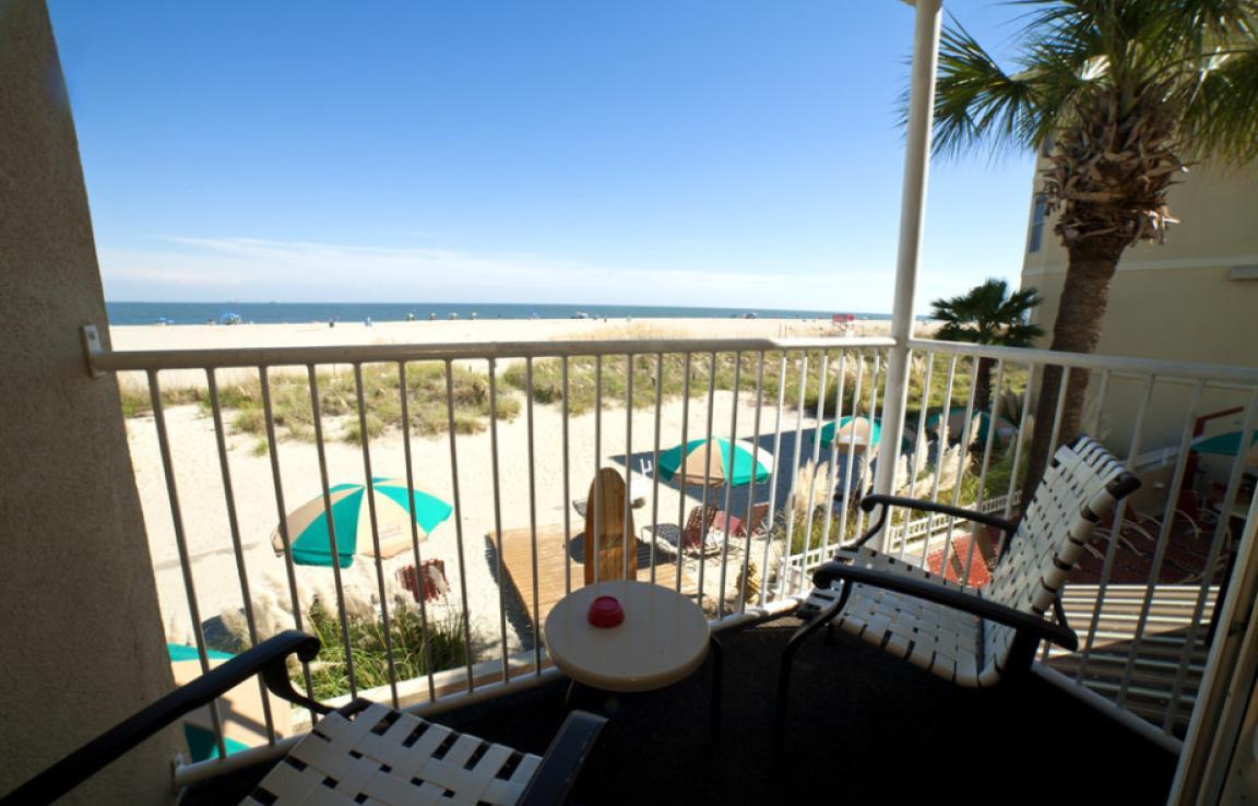 Desoto Beach Hotel Oceanfront Visit Tybee Island