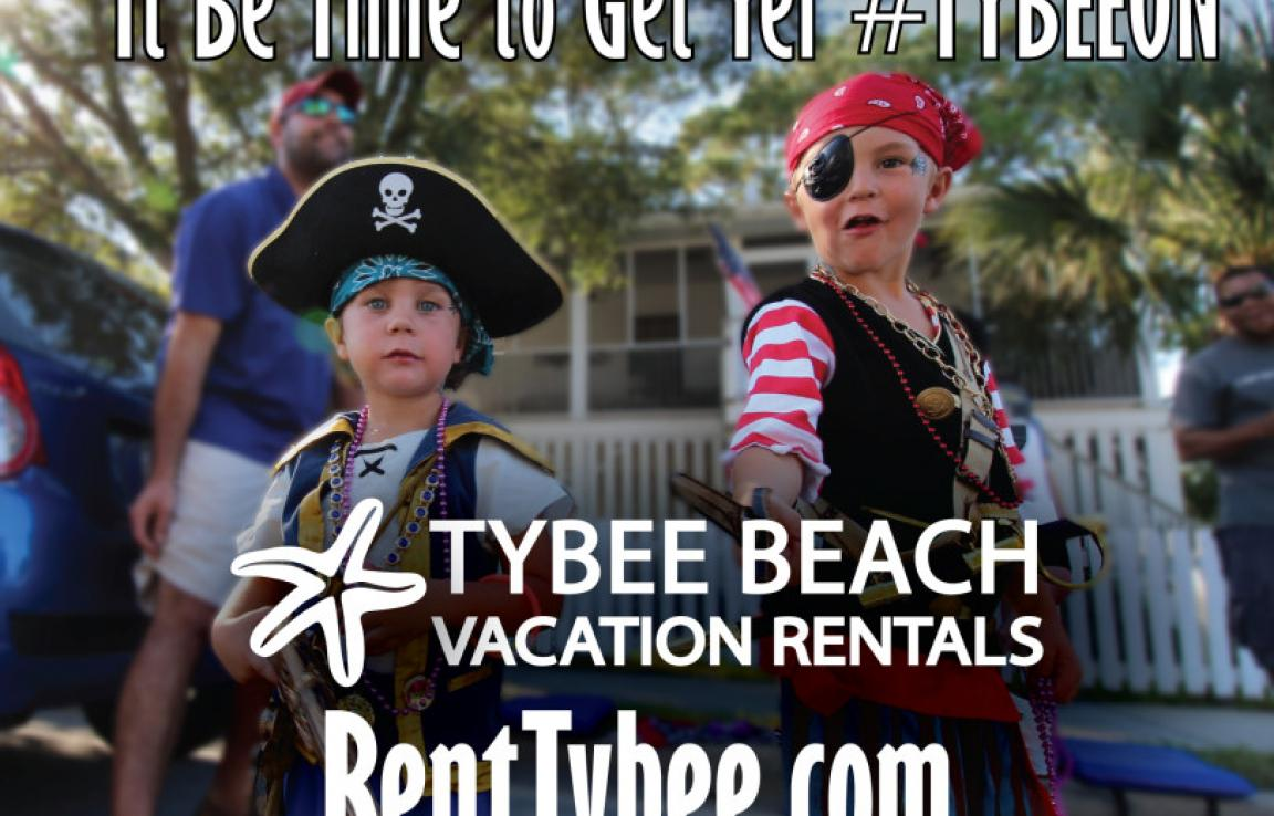 Pirate Fest on Tybee
