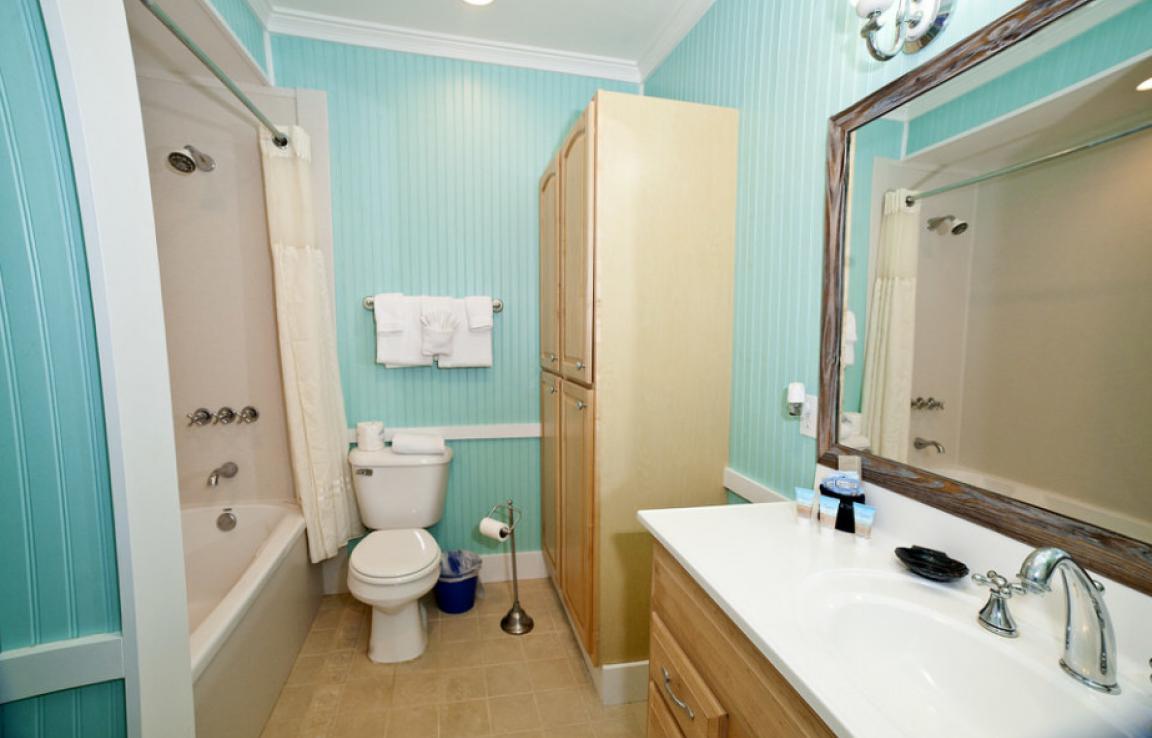 Suite 1 Restroom