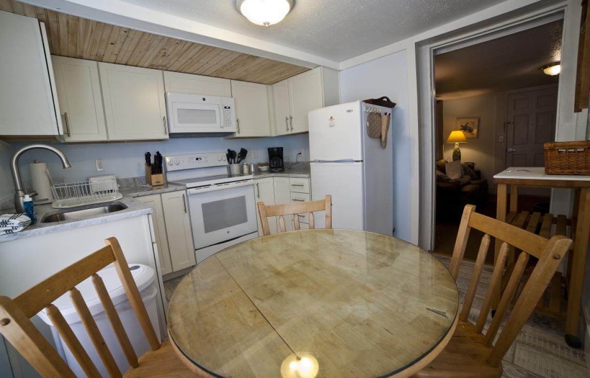 Suite 8 Kitchen