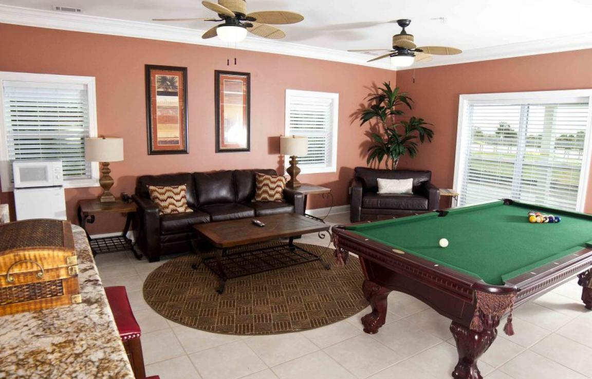 Admiral's View Game Room