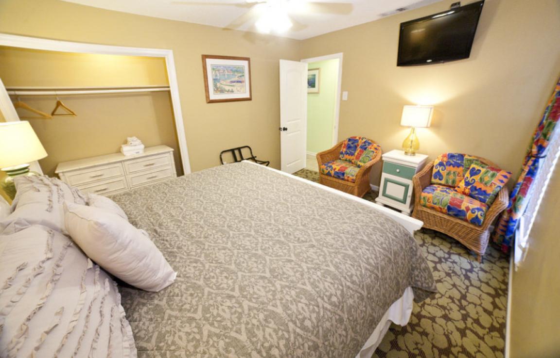 Bungalow's Bedroom