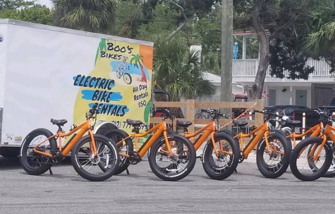 Boo's Bikes