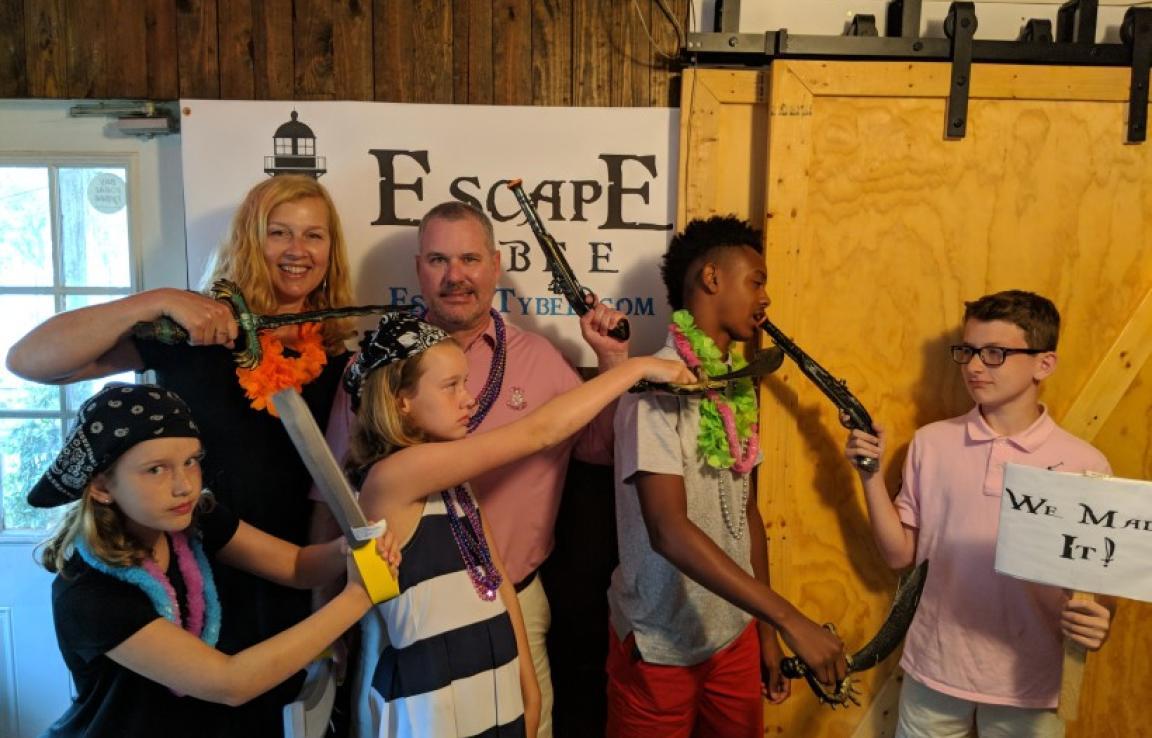 Escape Tybee